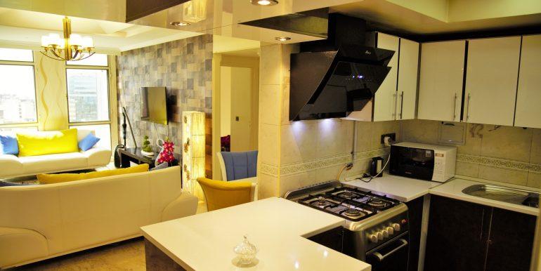 اجاره آپارتمان مبله در ونک هفتگي