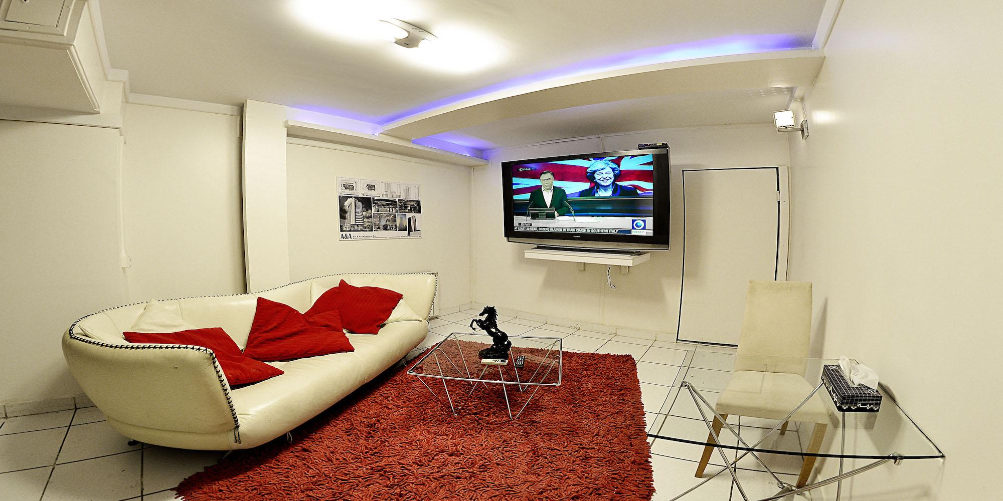 آپارتمان مبله یک خواب عباس آباد