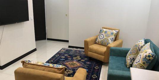 آپارتمان مبله امیرآباد